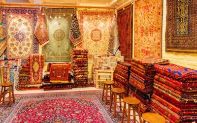 Skąd wzięly się dywany wełniane??